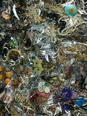 $ CDN32.58 • Buy 💎ESTATE VINTAGE TO NOW COSTUME JEWELRY LOT 20 Pc NO JUNK NECKLACE BROOCH EAR💎