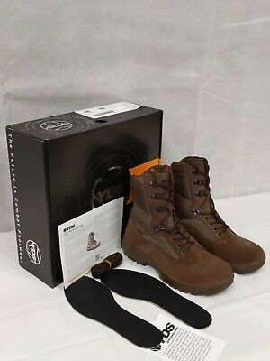 $68.69 • Buy British Army - Military - MOD - YDS Brown Falcon Desert Combat Patrol Boots