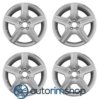 $1478.97 • Buy Mercedes S450 S550 2008-2011 19  OEM AMG Staggered Wheels Rims Set