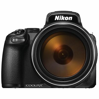 AU1497 • Buy Nikon Coolpix P1000 Digital Camera Black