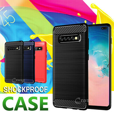 AU5.99 • Buy Shockproof Heavy Duty Case Cover For Samsung Galaxy S21 S20 Ultra S8 S9 S10 Plus