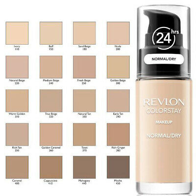 AU19.95 • Buy Revlon ColorStay 24HR Makeup Foundation With Pump ** Choose Your Shade **