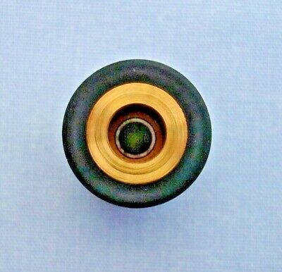 VCR PINCH ROLLER For SANYO VHR3100/3110/3310/3300/3400/3700/3800 & SALORA VCR's • 11.32£