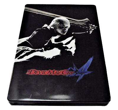 AU21.90 • Buy Devil May Cry 4 Steelbook XBOX 360 PAL *Complete*