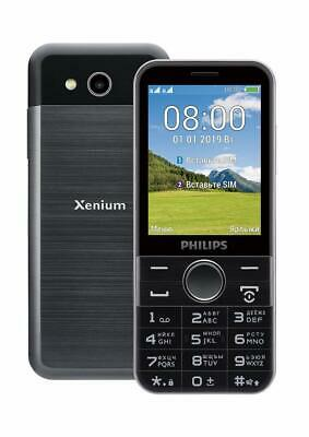 $109.95 • Buy Philips Xenium E580 Dual SIM Unlocked Mobile Cell Phone 3100mAh POWER BANK
