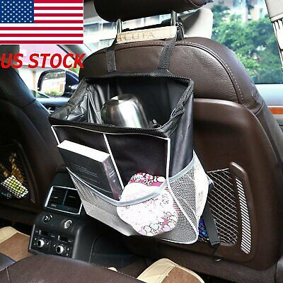 $9.69 • Buy AUTO Accessories Car Seat Back Protable/Strap Insulation Storage Bag Organizer