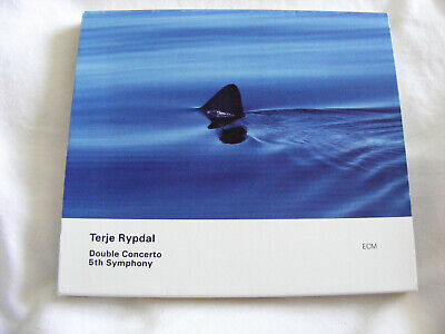 Terje Rypdal  Double Concerto 5th Symphony  Ecm Cd Near Mint Condition  • 7.99£