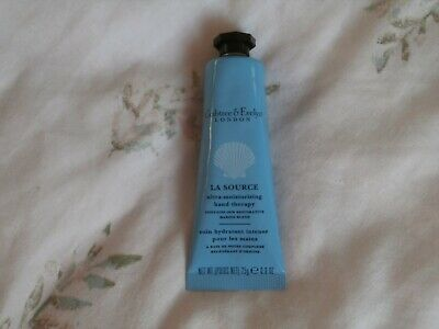 Crabtree & Evelyn La Source Ultra-Moisturising Hand Therapy 25g New/Sealed • 1.99£