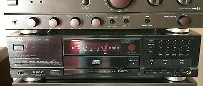 AIWA XC777 Cd Player With Remote • 55£