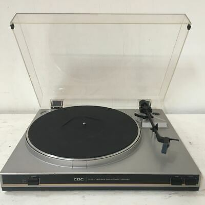AU180 • Buy Vintage CDC ST210 Turntable / Record Player - High Quality - Japan