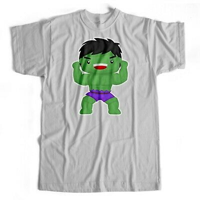 Superheroes | Incredible Hulk | Iron On T-Shirt Transfer Print • 2.40£