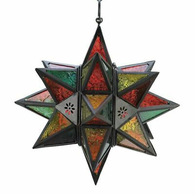 $36.99 • Buy Gallery Of Light Moroccan-Style Star Lantern - 34690