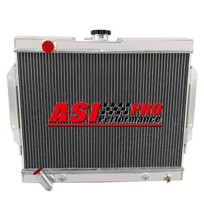 AU159 • Buy 3 ROW Radiator For 1991-1997 Mitsubishi Pajero NH,NJ,NK,NL SUV 3.0 V6 Petrol PRO