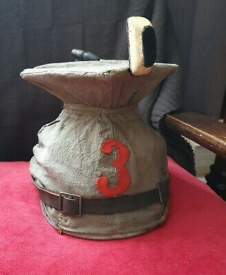 Ww1 Imperial German Prussian Rare Uhlan Tschapka Helmet, With Cover. • 51£