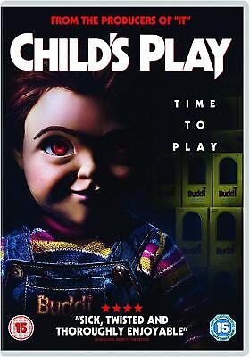Child's Play New (UK) DVD / Free Delivery • 7.99£