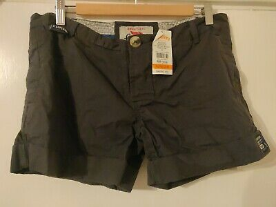 Charcoal Safari Shorts With Turn Ups From Superdry Size M • 0.99£