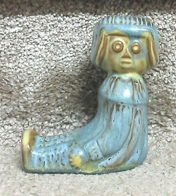 $ CDN99.99 • Buy Blue Mountain Pottery Noah's Ark Boy Extremely Rare