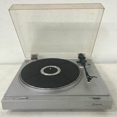 AU165 • Buy Vintage Silver SL1500A Turntable / Record Player - High Quality - Japan