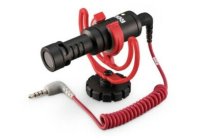 RODVMICRO RODE VideoMicro Compact On-Camera Microphone :: RODVMICRO  (Headphones • 85.18£