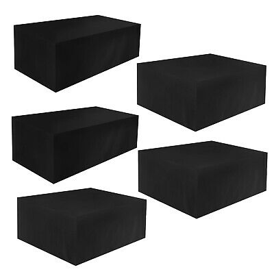 Garden Outdoor Patio Furniture Cover Fabric Furniture Rattan Cube Set Cover • 14.32£