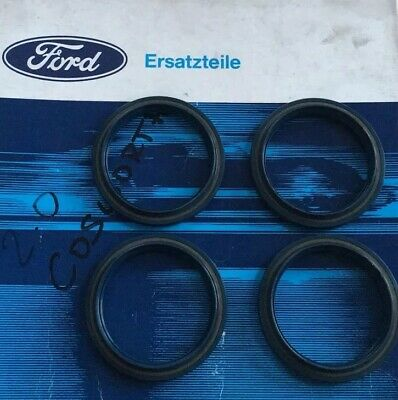 Ford Escort Sierra RS Cosworth Front Wheel Bearing Dust Seal Set 4WD 4x4 Only • 25£