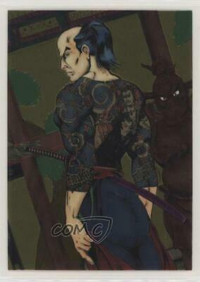 AU1.83 • Buy 1995 Comic Images Shi All-Chromium Yakuza Lord #21 0c4