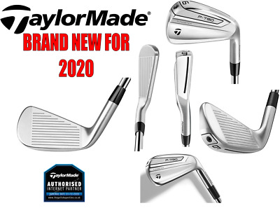 TaylorMade 2020 P790 Golf Irons **VARIOUS OPTIONS AVAILABLE** • 859£