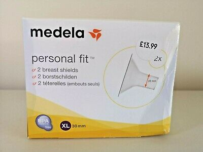 View Details Medela Personal Fit Breast Shield And Connector XL BPA Free Pump NEW • 10.49£