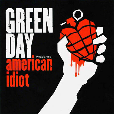 £1.29 • Buy Green Day American Idiot Rock Music Iron On T-Shirt Transfer A5