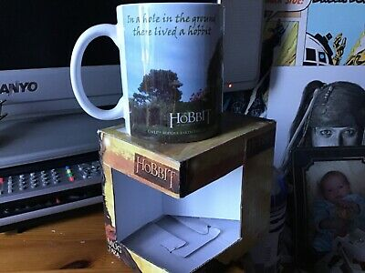 The Hobbit Collectable Coffee Mug, New • 6£