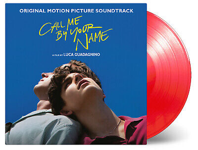 AU79.99 • Buy Call Me By Your Name Soundtrack MOV Ltd #d 180gm RED Vinyl 2 LP G/f Sleeve NEW/S