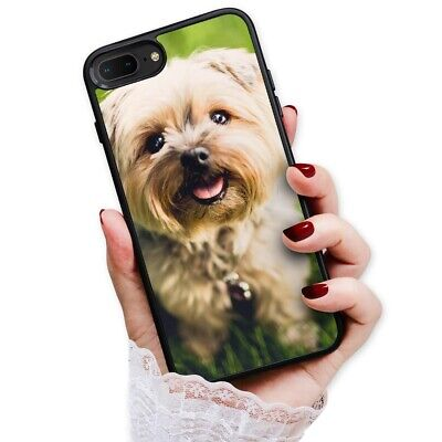 AU9.99 • Buy ( For IPhone 8 Plus ) Back Case Cover AJ12754 Cute Dog
