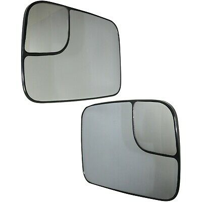 $25.07 • Buy 5161008AA, 5161009AA New Set Of 2 Mirror Glasses Driver & Passenger Side Pair