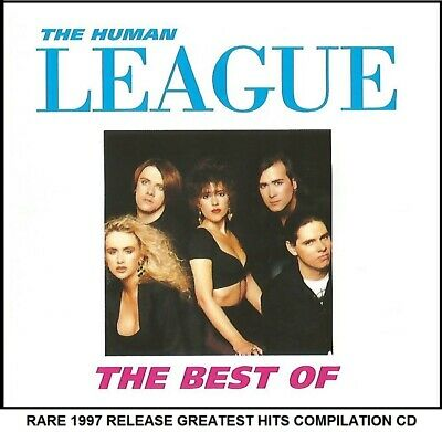Human League  Very Best Essential Greatest Hits Collection 1980's Synth Pop CD • 3.95£