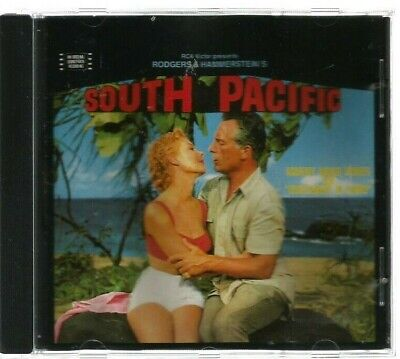 South Pacific (1958) Original Soundtrack Recording...CD Used Good... • 2.59£
