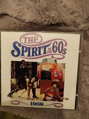 Time Life CD - Spirit Of The 60's - Various Artists 24 Tracks • 5.99£