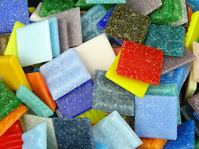 £5.49 • Buy 225 Vitreous Mosaic Tile Sheets (OVER 47 COLOURS TO CHOOSE FROM!)