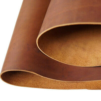 2.0mm Cow Hide Leather Tooling Sewing Craft Leather Square Handmade Arts Craft • 11.18£