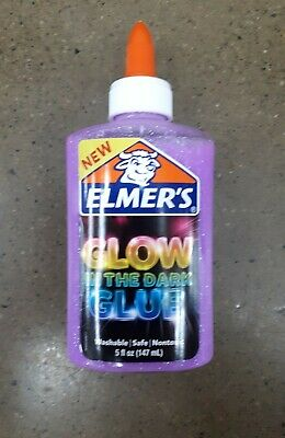 AU49.50 • Buy 2 X Elmer's Glow In The Dark Glue 147mL EA - PURPLE - Elmers - NEW