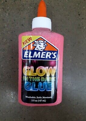 AU49.50 • Buy 2 X Elmer's Glow In The Dark Glue 147mL EA - RED - Elmers - NEW