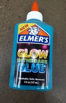 AU49.50 • Buy 2 X Elmer's Glow In The Dark Glue 147mL EA - BLUE - Elmers - NEW