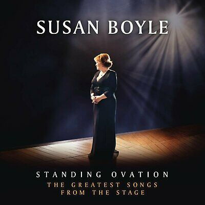 Susan Boyle - Standing Ovation: Greatest Songs From The Stage (2012)  CD  NEW • 4.95£