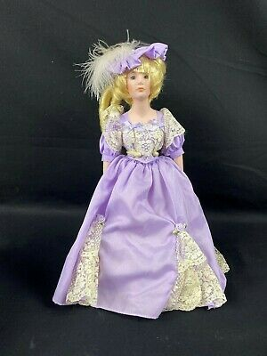 $ CDN17.32 • Buy Victorian Porcelain Doll 1989 Victoria Heritage Mint