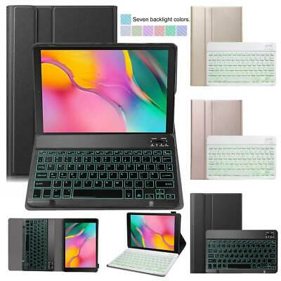 AU56.99 • Buy For Samsung Galaxy Tab S6 10.5 T860 2019 Tablet Slim Keyboard Leather Case Cover