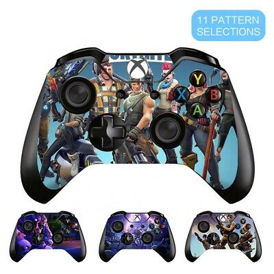 $6.50 • Buy 2 Pcs Fortnite Battle Royal Controller Skin Protection For Microsoft XBOX ONE