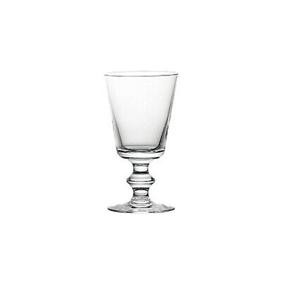 La Rochere Antoine Plain White Stemmed Wine Glass - 120ml - Handmade • 27.95£