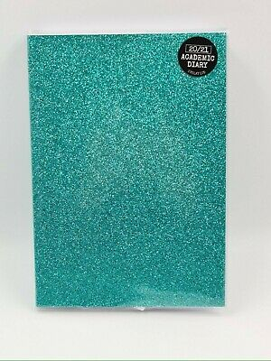 2020 2021 A5 TEAL  Academic Mid Year Week To View Student Teacher Diary #36 • 3.99£