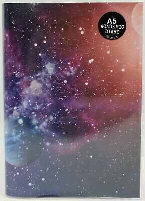 2020 2021 A5 Size Academic Mid Year Week To View Student Teacher Diary #6 • 3.99£