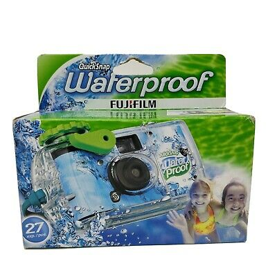 £10.64 • Buy Disposable Cameras Quick Snap Waterproof Pool Underwater 35 Mm FujiFilm