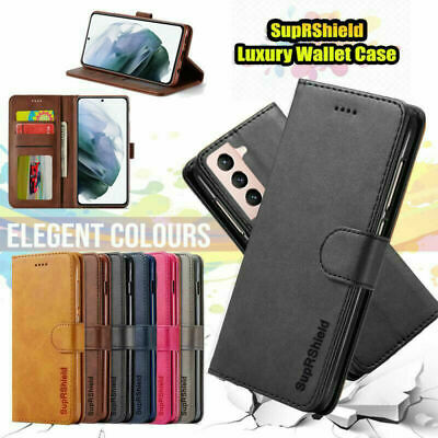 AU8.99 • Buy For Samsung Galaxy S20 Plus Ultra S8 S9 S10e S10+ Wallet Case Leather Flip Cover